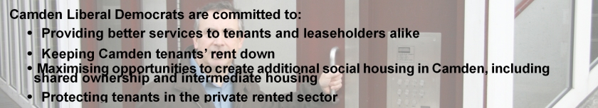 Quality housing and support for tenants and leaseholders